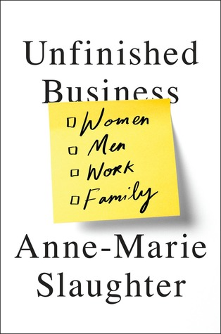 cover image for Unfinished Business: Women Men Work Family