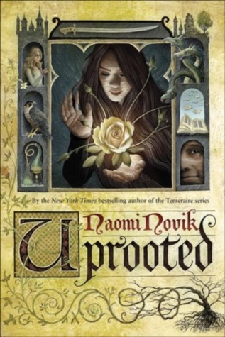cover image for Uprooted