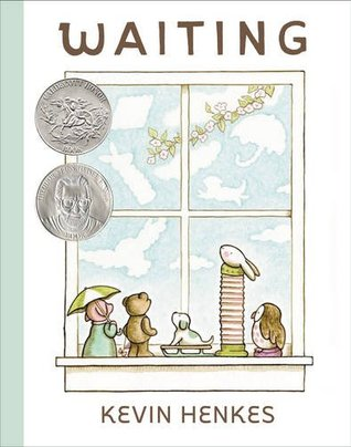 cover image for Waiting