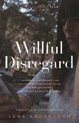 cover image for Willful Disregard