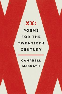 cover image for XX: Poems for the Twentieth Century